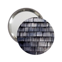 Weathered Shingle 2 25  Handbag Mirrors