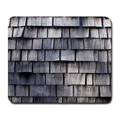 Weathered Shingle Large Mousepads