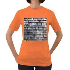 Weathered Shingle Women s Dark T Shirt