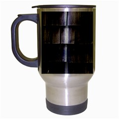 Weathered Shingle Travel Mug (silver Gray)