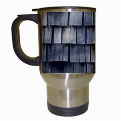 Weathered Shingle Travel Mugs (white)