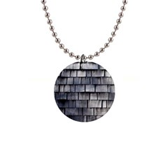 Weathered Shingle Button Necklaces