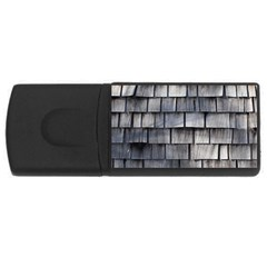 Weathered Shingle Usb Flash Drive Rectangular (4 Gb)