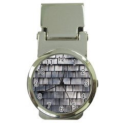 Weathered Shingle Money Clip Watches