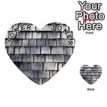 WEATHERED SHINGLE Playing Cards 54 (Heart)  Front - Joker1