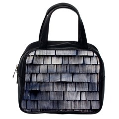 Weathered Shingle Classic Handbags (one Side)