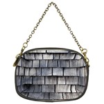 WEATHERED SHINGLE Chain Purses (Two Sides)  Front