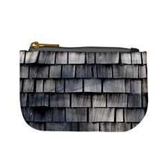 Weathered Shingle Mini Coin Purses