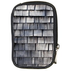 Weathered Shingle Compact Camera Cases