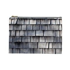 Weathered Shingle Cosmetic Bag (large)
