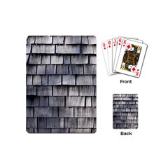 WEATHERED SHINGLE Playing Cards (Mini)