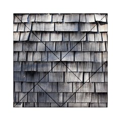 Weathered Shingle Acrylic Tangram Puzzle (6  X 6 )