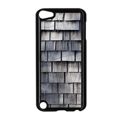 WEATHERED SHINGLE Apple iPod Touch 5 Case (Black)