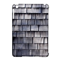 WEATHERED SHINGLE Apple iPad Mini Hardshell Case (Compatible with Smart Cover)