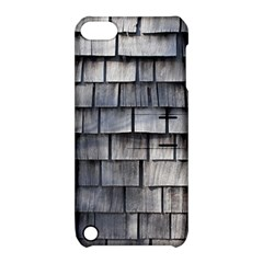 WEATHERED SHINGLE Apple iPod Touch 5 Hardshell Case with Stand