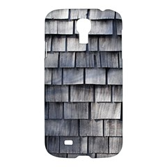 WEATHERED SHINGLE Samsung Galaxy S4 I9500/I9505 Hardshell Case
