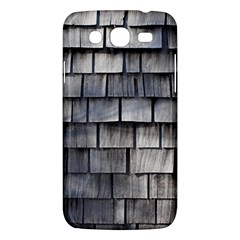WEATHERED SHINGLE Samsung Galaxy Mega 5.8 I9152 Hardshell Case