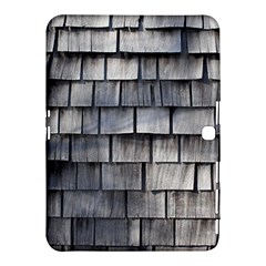WEATHERED SHINGLE Samsung Galaxy Tab 4 (10.1 ) Hardshell Case