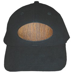 Walnut Black Cap