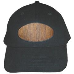 Walnut Black Cap