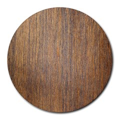 Walnut Round Mousepads