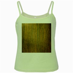 WALNUT Green Spaghetti Tanks