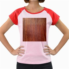 Walnut Women s Cap Sleeve T Shirt