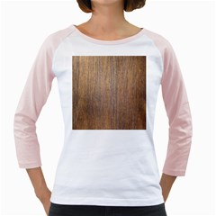 Walnut Girly Raglans