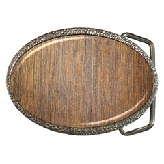 Walnut Belt Buckles