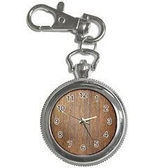 Walnut Key Chain Watches