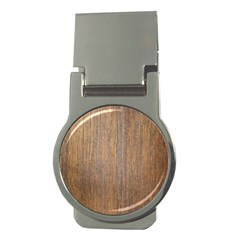 Walnut Money Clips (round)