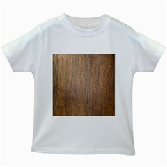 Walnut Kids White T Shirts