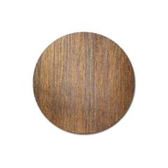Walnut Magnet 3  (round)