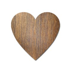 Walnut Heart Magnet