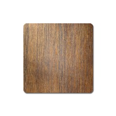Walnut Square Magnet