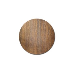 Walnut Golf Ball Marker