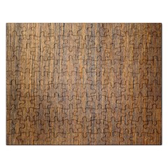 Walnut Rectangular Jigsaw Puzzl