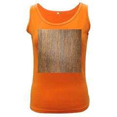 Walnut Women s Dark Tank Tops