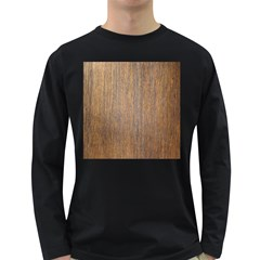 Walnut Long Sleeve Dark T Shirts