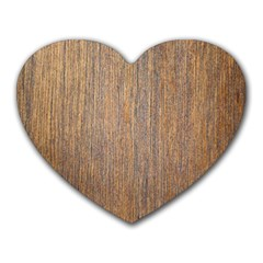 Walnut Heart Mousepads