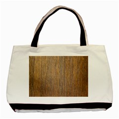 Walnut Basic Tote Bag (two Sides)
