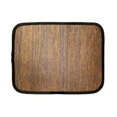 Walnut Netbook Case (small)