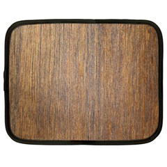 Walnut Netbook Case (large)