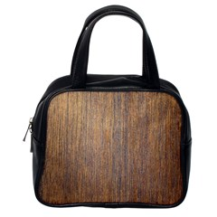 Walnut Classic Handbags (one Side)