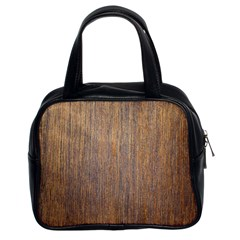 Walnut Classic Handbags (2 Sides)