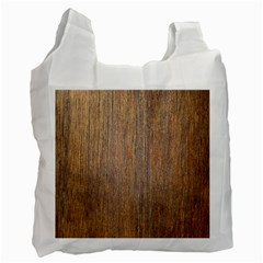 Walnut Recycle Bag (one Side)
