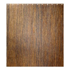 Walnut Shower Curtain 66  X 72  (large)