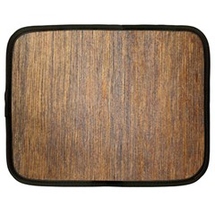 Walnut Netbook Case (xxl)