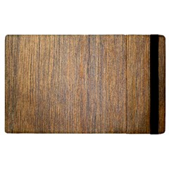 WALNUT Apple iPad 2 Flip Case