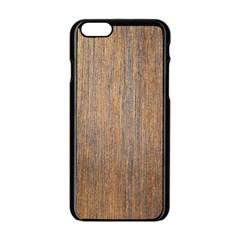 WALNUT Apple iPhone 6/6S Black Enamel Case
